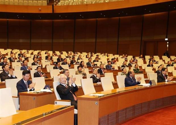 Le gouvernement presente aux deputes les acquis et les taches a venir hinh anh 2