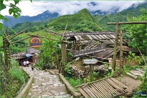 A Sa Pa, le village de Cat Cat parmi les plus beaux endroits a visiter apres le COVID-19 hinh anh 1