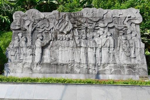 La foret Tran Hung Dao, berceau de l'Armee populaire du Vietnam hinh anh 2