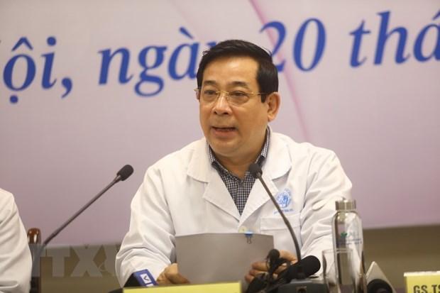 Tous les patients graves du COVID-19 au Vietnam ont ete gueris hinh anh 1