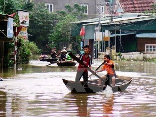 Catastrophes naturelles: plus de 1,38 milliard de dollars de pertes cette annee hinh anh 1