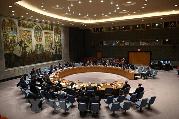 Reunion informelle entre les E10 et le secretaire general de l'ONU hinh anh 1