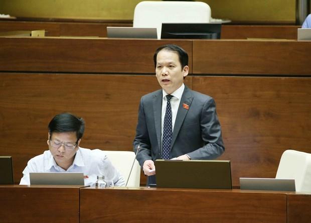 L'Assemblee nationale poursuit ses debats sur plusieurs projets de loi hinh anh 1