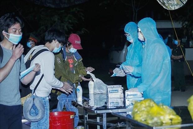 COVID-19 : le Vietnam confirme un nouveau cas samedi matin hinh anh 1