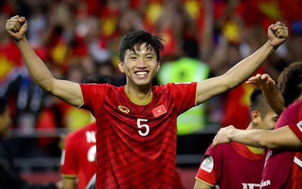 Un Vietnamien figure dans le top des meilleurs defenseurs d'Asie hinh anh 1
