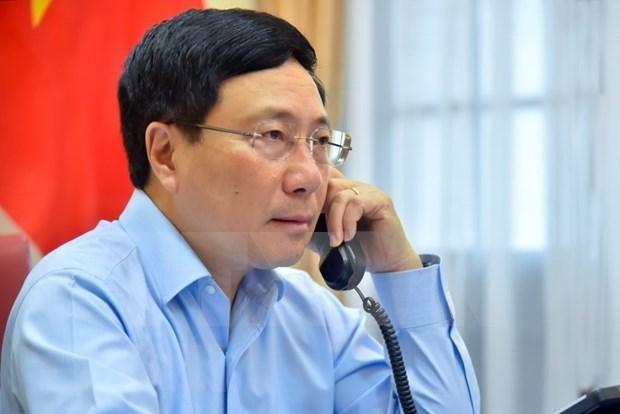 Le Vietnam et la Norvege promeuvent la cooperation bilaterale hinh anh 1