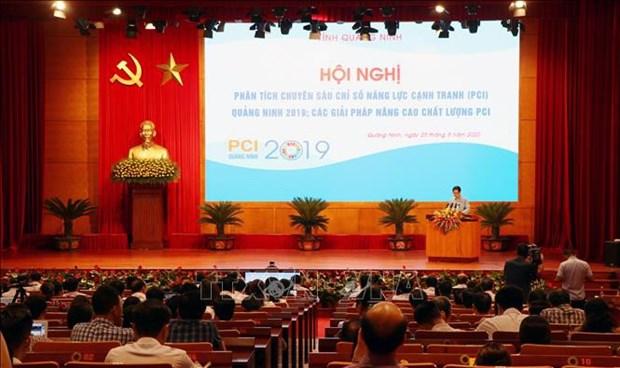 Quang Ninh entend ameliorer son ICP en 2020 hinh anh 1