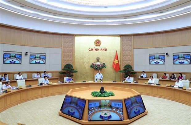 Le PM demande aux regions economiques cles de prendre les devants hinh anh 2