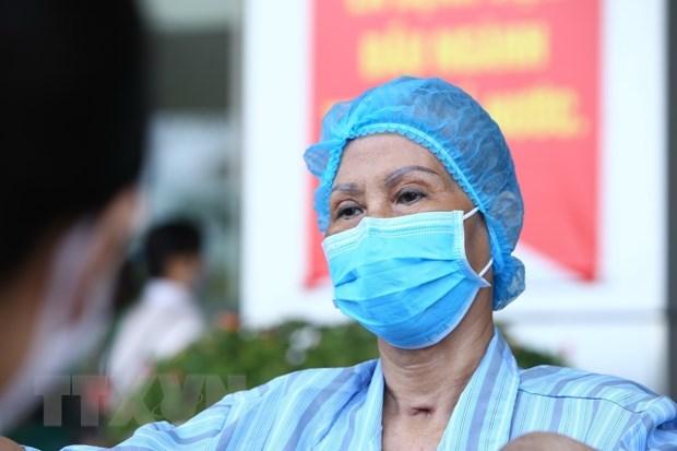 Coronavirus : six patients supplementaires declares gueris hinh anh 1