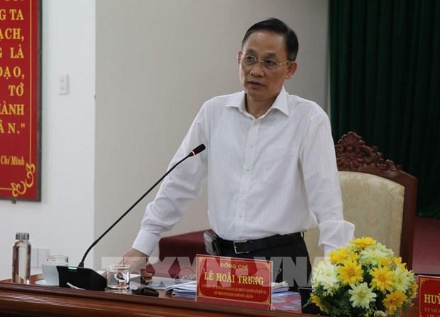 Phu Yen : conference consacree a la question de la Mer Orientale et des iles hinh anh 1