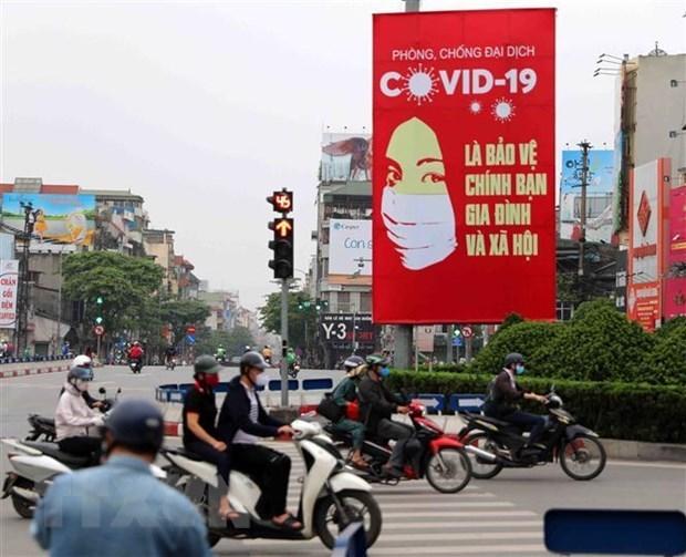 Coronavirus : aucune nouvelle contamination au Vietnam jusqu'au 28 mai hinh anh 1