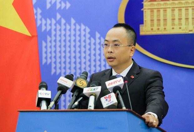 Le partenariat integral entre le Vietnam et les Etats-Unis au beau fixe hinh anh 1
