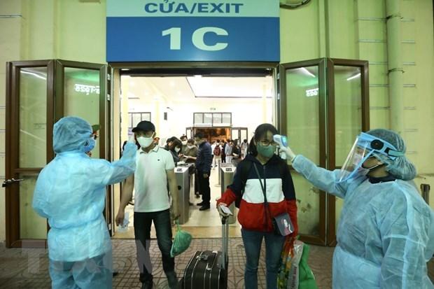 COVID-19 : le Vietnam ne detecte aucun nouveau cas de transmission locale depuis 43 jours hinh anh 1