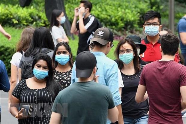 COVID-19 : De nouvelles contaminations en Asie du Sud-Est hinh anh 1