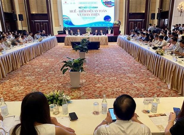 Forum du tourisme de Hue 2020 hinh anh 1