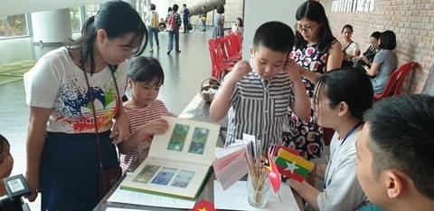 Les enfants a la decouverte des cultures de l'Asie du Sud-Est hinh anh 1