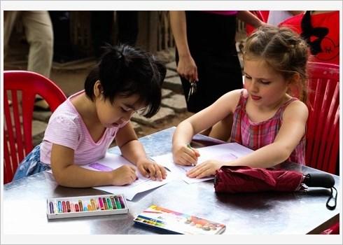 Les enfants a la decouverte des cultures de l'Asie du Sud-Est hinh anh 2
