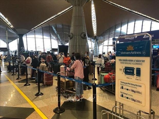 """La Malaisie vise la forme de """"pont aerien"""" pour reprendre son tourisme hinh anh 1"""