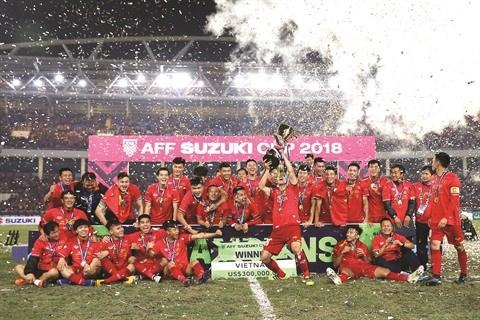 AFF Suzuki Cup : le Vietnam veut reediter l'exploit de 2018 hinh anh 1