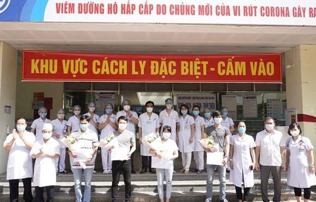 Coronavirus : le Vietnam ne signale aucune nouvelle infection locale en 48 jours hinh anh 1
