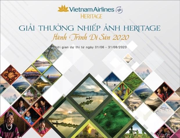 Lancement du Prix photographique Heritage 2020 hinh anh 1