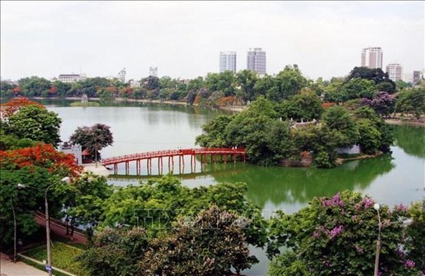 Lancement du concours de design pour le point de repere du Kilometre Zero a Hanoi hinh anh 1