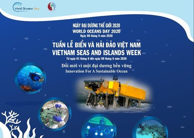 Une semaine pour agir pour la nature et innover pour un ocean durable hinh anh 1