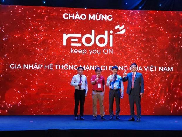 Le deuxieme reseau virtuel mobile fait ses debuts au Vietnam hinh anh 1