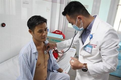 Ho Chi Minh-Ville : 20 medecins pour 10.000 habitants hinh anh 1