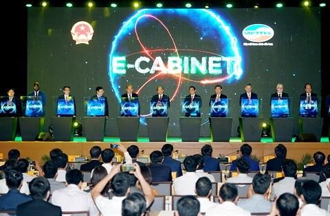 Viettel e-Cabinet remporte le prix Sao Khue 2020 hinh anh 1