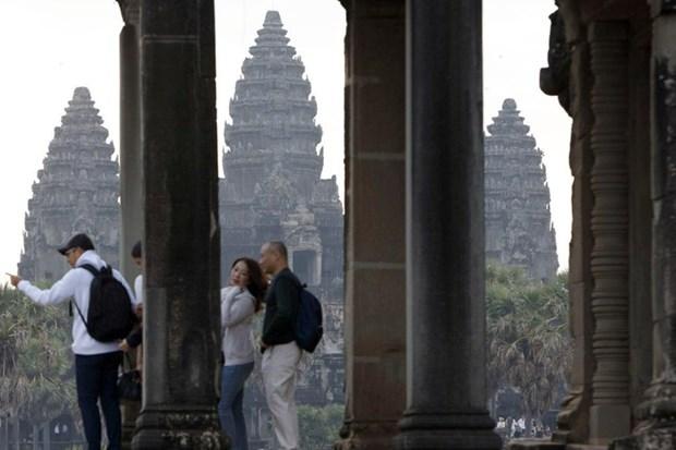 Le Cambodge s'apprete a accueillir les touristes etrangers hinh anh 1
