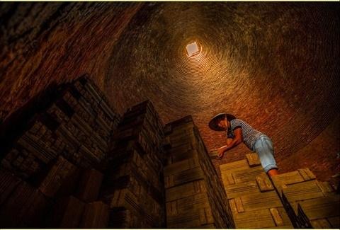 """Dans le """"royaume des briqueteries"""" de Mang Thit a Vinh Long hinh anh 2"""