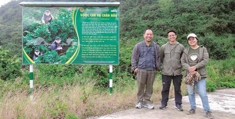 Le Fonds de partenariat pour les ecosystemes critiques honore une Vietnamienne hinh anh 1