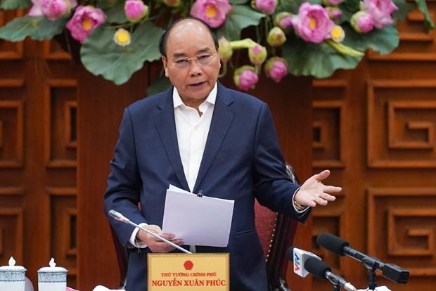 Le gouvernement tache de relancer et de developper l'economie face au coronavirus hinh anh 1
