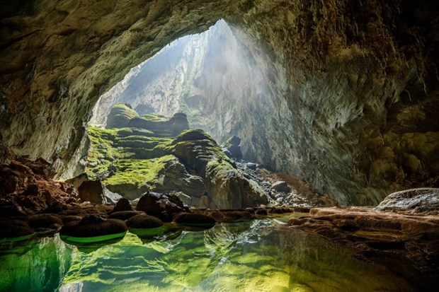 Insider : la grotte de Son Doong etablit un record de la nature hinh anh 1