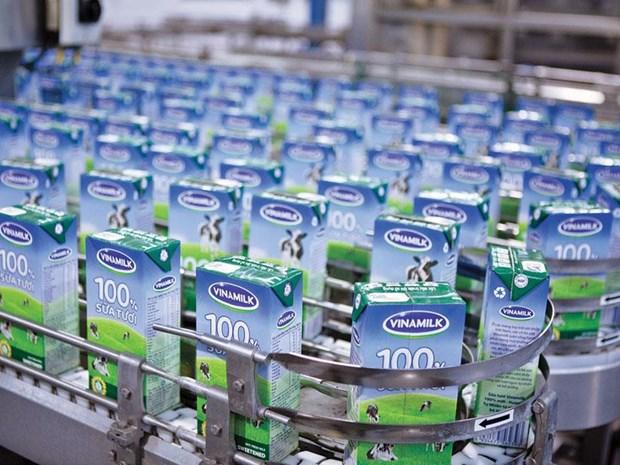 Exportations des premiers lots de produits laitiers vers le Moyen-Orient hinh anh 1