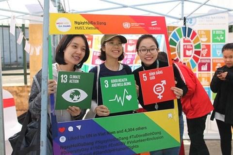 """L'ONU au Vietnam lance le concours de photos """"L'avenir que je veux"""" hinh anh 1"""