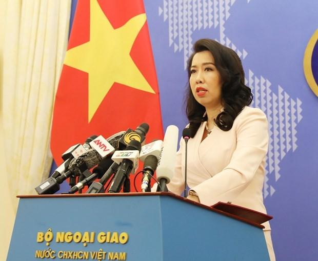 Aucun citoyen vietnamien impacte par les manifestations aux Etats-Unis hinh anh 1