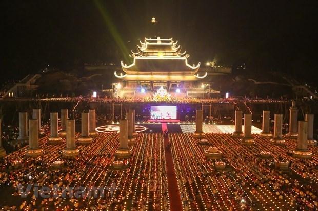Le Vietnam garantie le droit de liberte religieuse et de liberte de culte des citoyens hinh anh 1