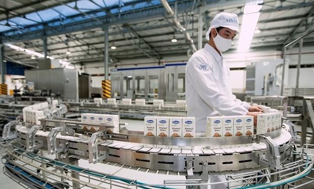 Exportations de 85 conteneurs de lait vers la Republique de Coree hinh anh 1