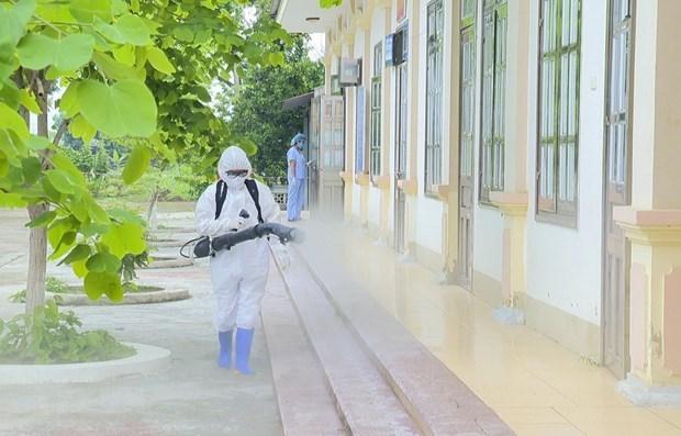 COVID-19 : Le Vietnam signale un nouveau cas infecte hinh anh 1