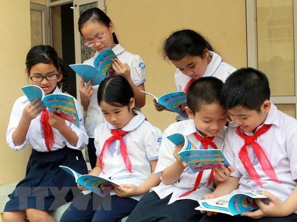 Les enfants, une priorite en matiere de sante hinh anh 1