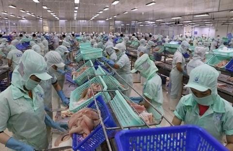 Les exportations de produits aquatiques regressent de 6% en cinq mois hinh anh 1