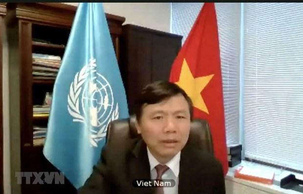 Afrique centrale : Hanoi et Jakarta demandent de resoudre les causes racines de l'instabilite hinh anh 1