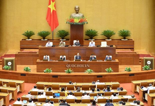 Les questions socio-economiques echauffent l'agenda des deputes hinh anh 1