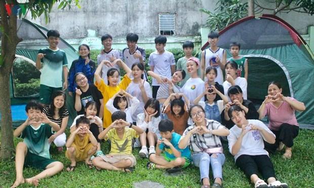 A Da Nang, un refuge porteur d'espoir pour les enfants demunis hinh anh 1