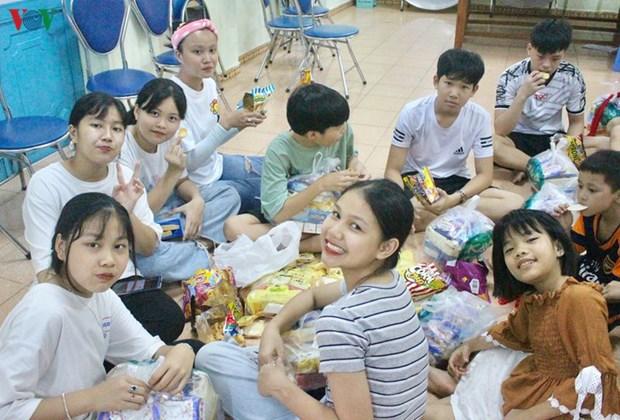 A Da Nang, un refuge porteur d'espoir pour les enfants demunis hinh anh 2