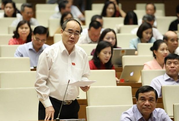 Les deputes discutent de la reouverture des frontieres aux partenaires etrangers hinh anh 1