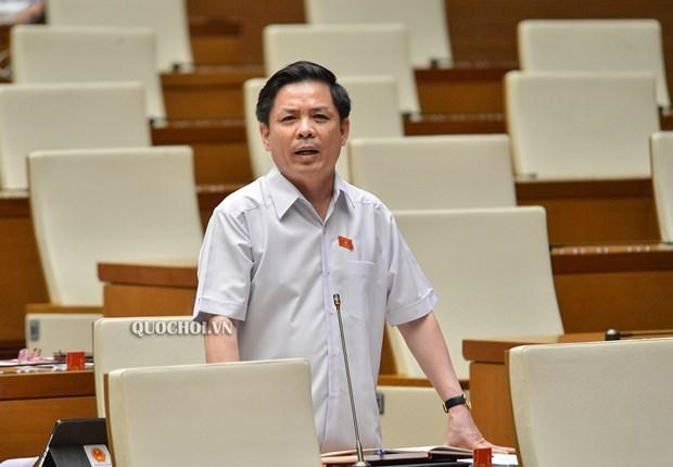 Le ministre des Communications et des Transports clarifie le decaissement pour les projets cles hinh anh 1