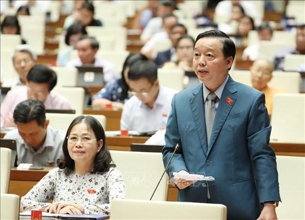 Le Vietnam appelle a la cooperation internationale dans le dossier de l'eau du delta du Mekong hinh anh 1